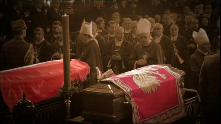 RMF: ekshumacja ciał pary prezydenckiej 14 listopada