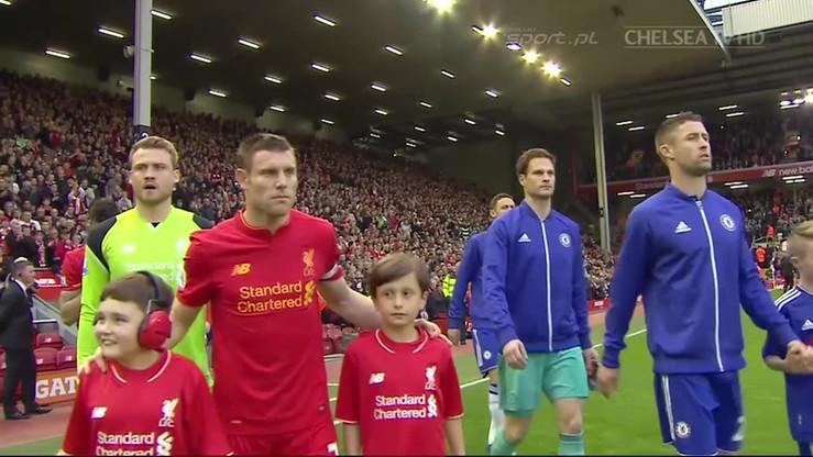 Liverpool - Chelsea 1:1. Skrót meczu
