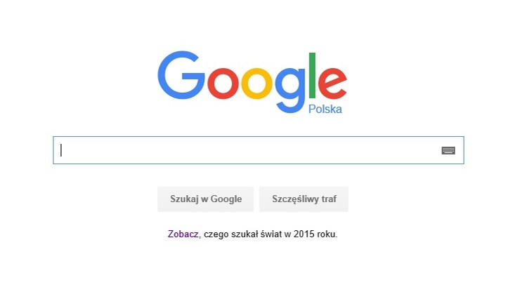 """""""50 twarzy Greya"""", loteria paragonowa, Andrzej Duda. Czego Polacy szukali w 2015 roku w Google?"""