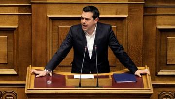 24-02-2016 21:20 Kryzys migracyjny: Grecja grozi blokadą decyzji UE