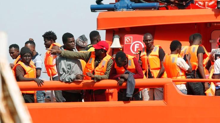 Francja chce odsiewać migrantów w Libii. Aby nie dopuścić do ryzyka podczas przeprawy przez Morze Śródziemne