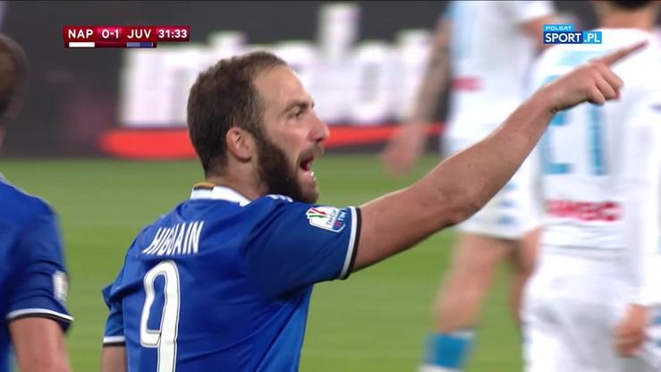 Higuain uciszył Neapol! Argentyńczyk strzelił przeciwko byłemu klubowi