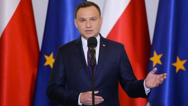 Prezydent: nie widzę powodów do zmiany decyzji ws. pierwszego posiedzenia Sejmu