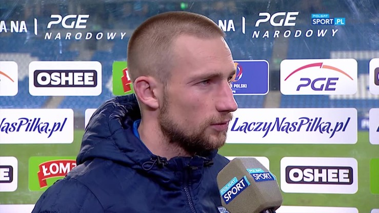 Pawłowski: Walczę o powrót do pierwszego składu