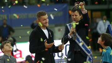 2016-12-27 Błaszczykowski otrzymał Order Uśmiechu