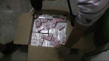 200 tys. tabletek, 48 maszyn do produkcji. CBŚP zlikwidowało nielegalną fabrykę środków na potencję