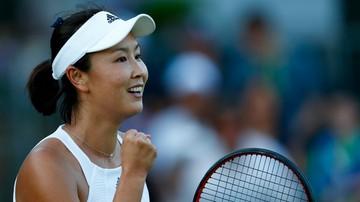 2017-07-29 WTA w Nanchang: Peng Shuai i Nao Hibino w finale