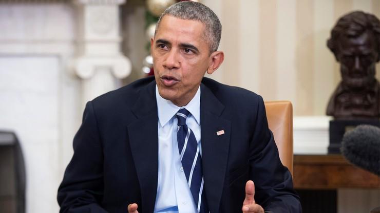 Obama: możliwe, że strzelanina w Kalifornii powiązana jest z terroryzmem