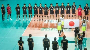 2017-08-01 Blain ze złotym medalem! Siatkarze Japonii mistrzami Azji