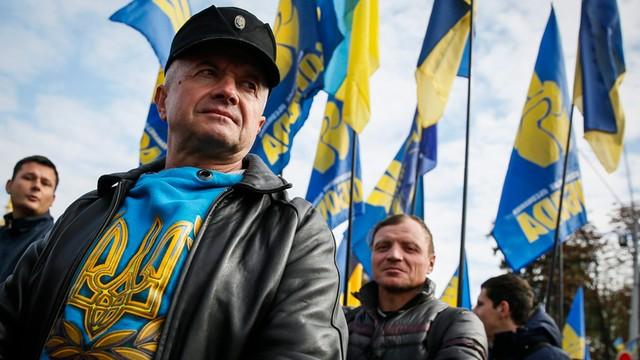 Ukraina po raz pierwszy obchodziła Dzień Obrońców