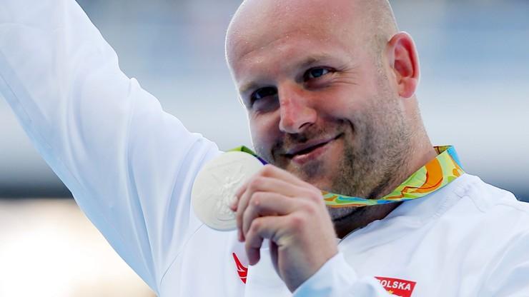 #OcalicOkoOlka: Małachowski przekazał medal na licytację!