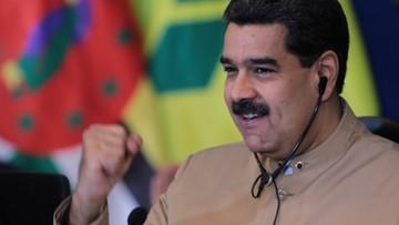 11-08-2017 08:16 Prezydent Wenezueli chce osobiście spotkać się z Trumpem