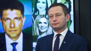 28-10-2016 11:40 Paweł Rabiej nowym rzecznikiem Nowoczesnej