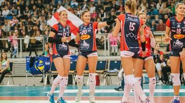 2016-11-14 Budowlani Łódź - BKS Profi Credit Bielsko-Biała: Transmisja w Polsacie Sport