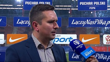 2015-10-29 Prezes Zagłębia o Stokowcu, Akademii i przyszłości klubu