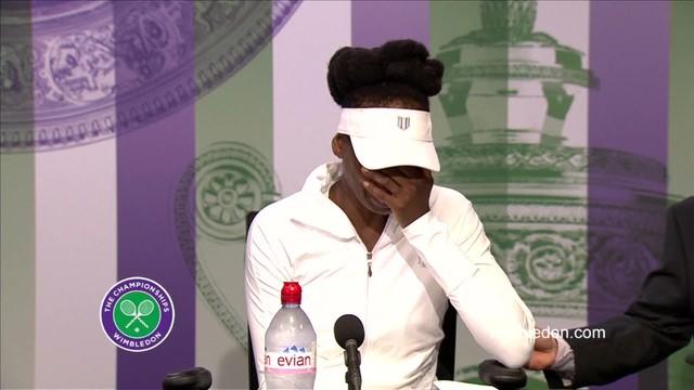 Policja: Venus Williams nie zawiniła przy wypadku