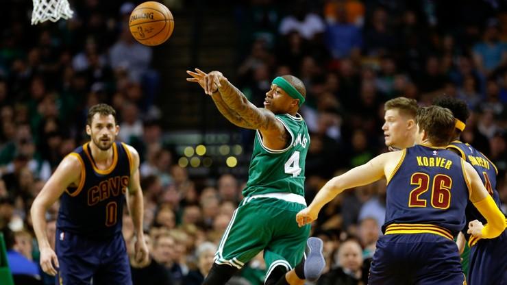 NBA: Cavaliers po kolejnej porażce stracili tytuł lidera