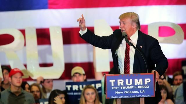 Prezydent Meksyku porównuje Trumpa do Hitlera