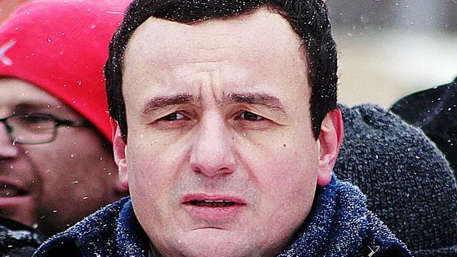 Kosowo: lider skrajnych nacjonalistów Albin Kurti aresztowany