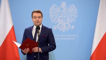 12-03-2016 11:00 Rzecznik rządu: opinia Komisji Weneckiej zostanie przekazana do Sejmu