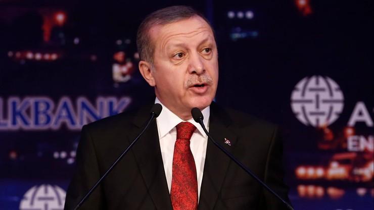 Prezydent Turcji: rosyjski samolot zestrzelony w tureckiej przestrzeni, spadł w Syrii