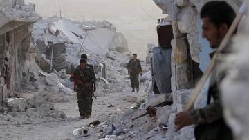 03-10-2016 10:36 Na północy Syrii zginęło 15 wspieranych przez Turcję rebeliantów