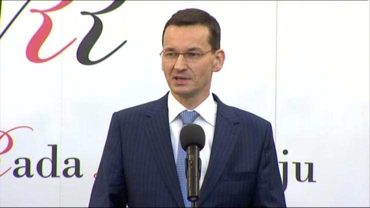 Morawiecki: polski udział w inwestycji Mercedesa - do uzgodnienia
