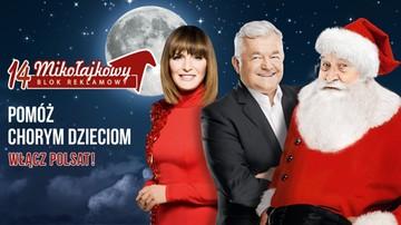2017-12-02 6 grudnia Mikołajkowy Blok Reklamowy. Oglądaj i pomagaj!