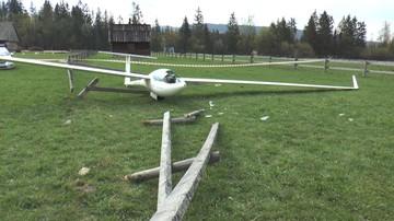 """21-04-2016 13:15 Wypadki szybowców. """"W powietrzu odpowiada pilot. Nie organizator zawodów"""""""