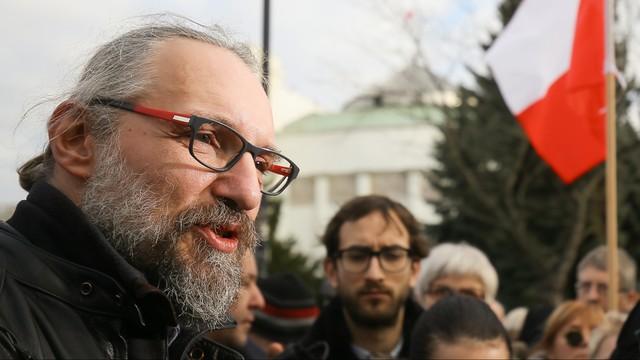Kijowski: przepraszam za przyczynienie się do kryzysowej sytuacji w KOD