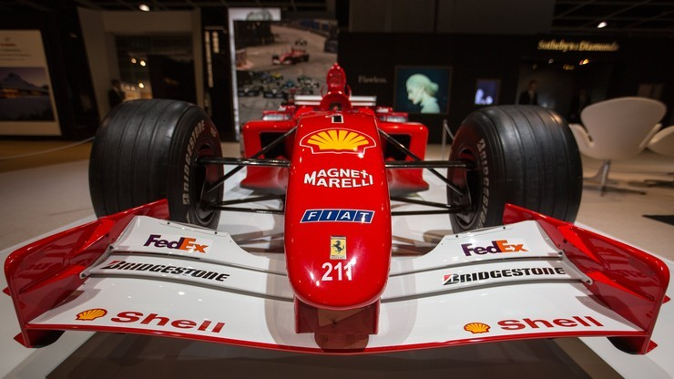 Rosjanin jednak kierowcą Ferrari