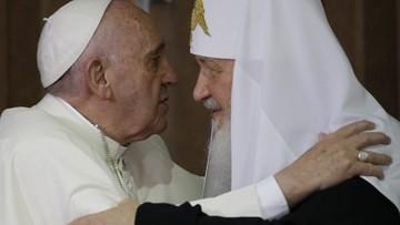 17-02-2016 20:46 Cerkiew i Kościół rzymskokatolicki mogą się wymieniać relikwiami