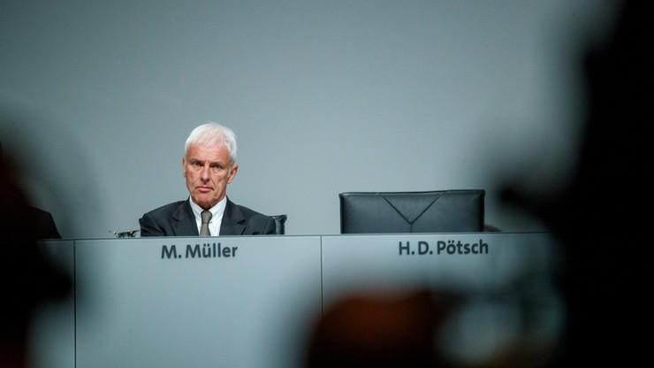 Jest śledztwo prokuratury wobec szefa Volkswagena - informują niemieckie media