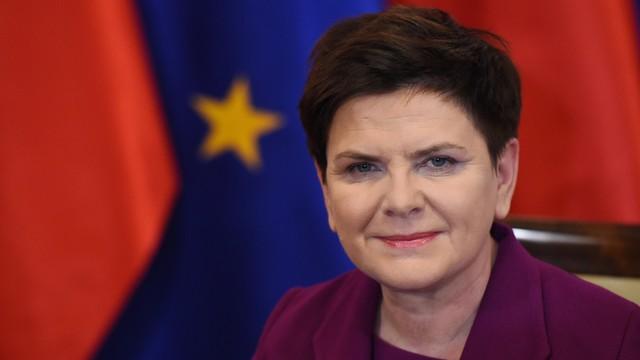 Szydło: Polska będzie wspierać Albanię w dążeniu do członkostwa w UE