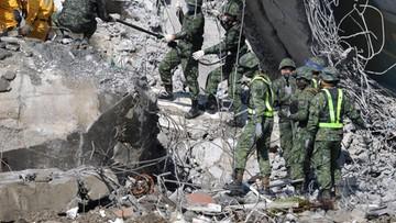 13-02-2016 11:00 Trzęsienie ziemi w Tajwanie: zginęło 116 osób