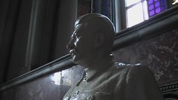 """29-06-2017 11:19 Stalin """"wstaje z grobu pod pretekstem zachowania pamięci o zwycięstwie"""". Rosyjskie media o """"pełzającej restalinizacji"""""""