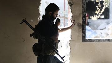 11-09-2016 22:17 Syryjscy rebelianci popierają rozejm, ale mają wątpliwości ws. porozumienia
