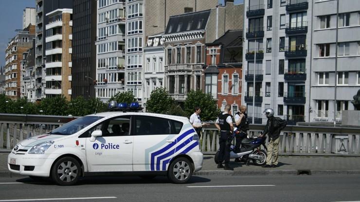 Akcja antyterrorystyczna w Belgii. Aresztowano 10 podejrzanych