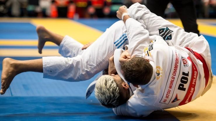MŚ w ju-jitsu: Polacy po raz trzeci najlepszą drużyną globu