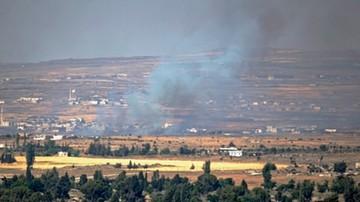 11-07-2017 14:26 Syryjscy rebelianci twierdzą, że zestrzelili samolot armii rządowej