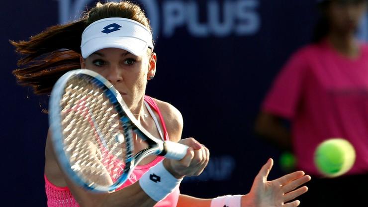 Radwańska rozpoczęła sezon od wygranej