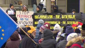 """""""Fala niechęci wobec obcokrajowców to fakt"""". Protesty przeciw przemocy na tle rasowym"""