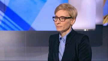 10-04-2016 12:10 Gosiewska: gdy zobaczyłam w telewizji roztrzaskany samolot, nie miałam nadziei