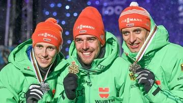 2017-02-26 MŚ Lahti 2017: Triumf Niemców w kombinacji norweskiej