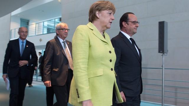 W Berlinie rozmowy ostatniej szansy ws. Grecji