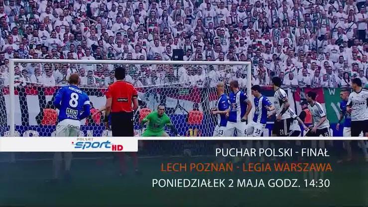 Finał PP coraz bliżej! Legia kontra Lech na Narodowym