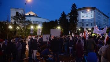 Manifestacje KOD w kilku miastach. Przeciwko propozycjom zmian w KRS