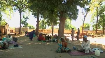 16-12-2016 19:07 Nigeria: ponad 115 tys. osób zagrożonych głodem w stanie Borno. Aktywne jest tam Boko Haram