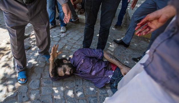 Po zamachu Turcja wzmocni granicę z Syrią