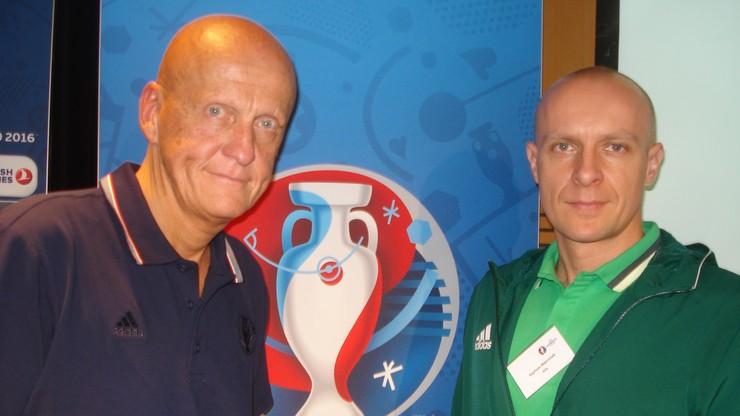 Fogiel: Marciniak i inni sędziowie gotowi na Euro 2016!